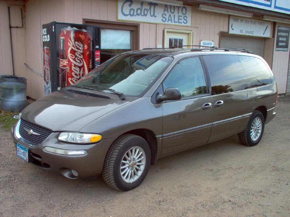 2003 town and country owners manual